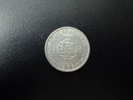 TIMOR PORTUGAIS : 3 ESCUDOS   1958    KM 14     TB+ - Timor