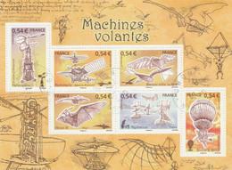 FRANCE 2006 BLOC MACHINES VOLANTES OBLITERE - BF 103 - BF103 - - Afgestempeld