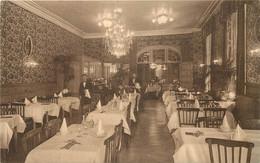 LIEGE - Hôtel Restaurant, Café Central, 2 Place République Française. - Luik