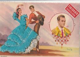 2 Cartoline  - Postcard /  Non Viaggiate - Sent / Toreri E Ballerine In Costumi Ricamati - Stierkampf