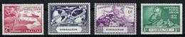 GIBRALTAR: Les ZNr. 123-126 Neufs** - Gibraltar