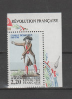 """FRANCE / 1989 / Y&T N° 2594 ** : """"Bicentenaire De La Révolution"""" (Camille Desmoulins) X 1 CdF Sup D - Neufs"""