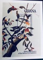 GHANA BIRDS 1985 Bloc YT B117 Audubon Neufs ** MNH  Ucello Oiseau Bird Pájaro Vogel - Piciformes (pájaros Carpinteros)