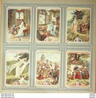Chromo LIEBIG-S 643-SCHWANHILDE Un CONTE De FÉE-(série)-1900 - Liebig