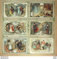 Chromo LIEBIG-S 391-SCENES D'OPERAS-(série)-1893 - Liebig