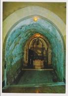 ISRAEL - AK 387541 Ein Karem - Church Of  Visitation - Crypt - Israel