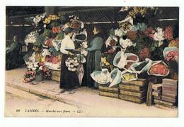 06 - CANNES - Marché Aux Fleurs - 4936 - Cannes