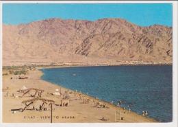 ISRAEL - AK 387549 Eilat - View To Akaba - Israel