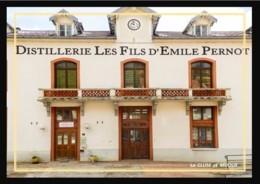 25  La  CLUSE  Et  MIJOUX  ....la  Distillerie  PERNOT - Other Municipalities
