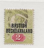 Bechuanaland, 1891, SG  34, Used - 1885-1895 Kronenkolonie