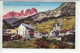75296- Campitello Di Fassa Dolomiten Provinz Trient Südtirol Italien Um 1910 - Trento