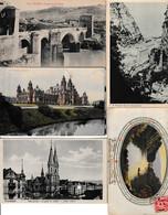 N 203  Lot 100 CPA Différentes  Etrangères - 100 - 499 Postkaarten