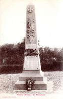 MUSSEY  -  Le Monument Aux Morts - Other Municipalities