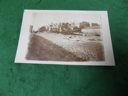 VINTAGE MIDDLE EAST ISRAEL: Jaffa From The Sea Sepia Private - Israel