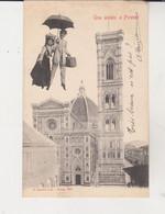 Italie..Una Volata A Firenze - Firenze (Florence)