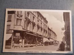 ABBEVILLE  Rue Alfred Cendré - Abbeville