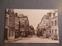 ABBEVILLE  Chaussée Du  Bois Rue Alfred Cendré - Abbeville