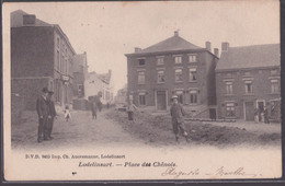 LODELINSART  Place Du Chênois - Charleroi