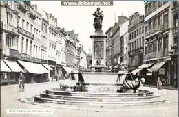 LIEGE - Fontaine De La Vierge - Liege