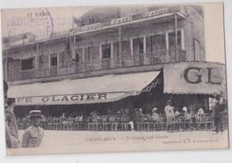 CASABLANCA (Maroc) - Le Grand Café Glacier - Casablanca