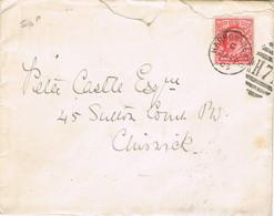 38451. Carta HARROW WEALD (England) 1905. Gride H-71 - Briefe U. Dokumente
