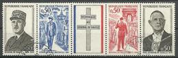 FRANCE - Année 1971 - Y&T N° 1698A Oblitéré TTB - VOIR DESCRIPTION - Gebruikt