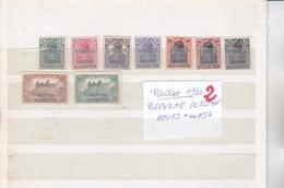 POLOGNE 1920 Plebiscite - Zonder Classificatie