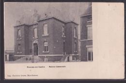 Monceau-sur-Sambre - Maison Communale - Charleroi