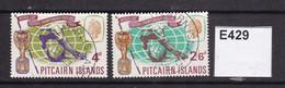 Pitcairn Islands 1966 Football World Cup - Islas De Pitcairn