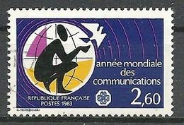 FRANCE - Année 1983 - Y&T N° 2260 Oblitéré TTB - VOIR DESCRIPTION - Oblitérés