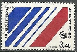 FRANCE - Année 1983 - Y&T N° 2278 Oblitéré TTB - VOIR DESCRIPTION - Oblitérés
