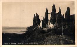 Lago Di Garda - GAINO Con MADERNO - Brescia