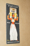 RARE Ancienne Publicité Double Face Pour Cigarettes,tabac,carton Original Pour Collection,15,5 Cm. Sur 6,5 Cm. - Plaques En Carton