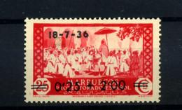 Marruecos Español Nº 161. Año 1936 - Spanish Morocco