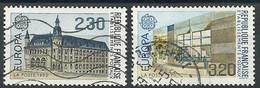 FRANCE - Année 1990 - Y&T N° 2642 Et 2643 Oblitéré TB - Gebruikt