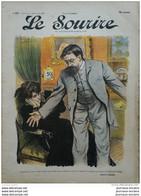 1906 LE SOURIRE - GOTTLOB ( Fin De Mois ) - Henri MIRANDE ( Enfants - Distinction ) - Collezioni