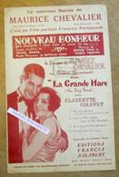 """Maurice Chevalier, Film """"Nouveau Bonheur"""" 1930 - Collezioni"""