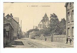 4 -   BRECHT - Lessiusstraat  SAIA,BRUXELLES 1925 - Brecht