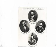 Les Hommes Celebres De La Corce - Geschiedenis
