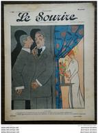 1906 Journal LE SOURIRE N° 352 - IRIBE - A. BERTRAND - PLUMET - NAM - FLORÉS - Collezioni