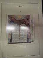 Sammlung Frankreich Postfrisch MNH 1980-1989 Komplett (8233) - Neufs
