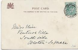 3572  Postal Hereford 1902, - Briefe U. Dokumente