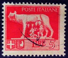 Italie Italy Italia 1929 Romulus Remus Yvert 239 O Used Usato - Usados