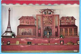 Berkenhof- Bierbeek-Astronomisch-Horloge Artistique- Réalisé Avec 1.200.000 Allumettes- Lucifers-J.Pardon-Insolite - Bierbeek