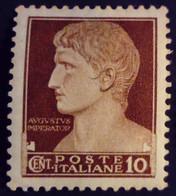 Italie Italy Italia 1929 Auguste Agosto Yvert 226 ** MNH - Ungebraucht