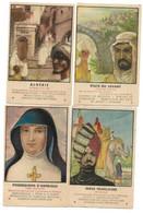 LOT De 4 IMAGES - Algérie, Etats Du Levant, Indes Françaises, Possessions D'Amérique - Sonstige