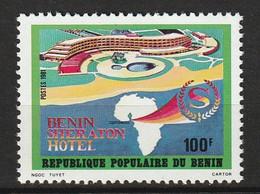 BENIN - N°527 ** (1981) - Benin – Dahomey (1960-...)