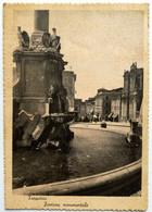 TARQUINIA (VITERBO) - Fontana Monumentale - Viterbo