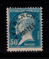 Signé CALVES + Certificat - Preo YV 68 N** Pasteur Cote 285 Euros - 1893-1947