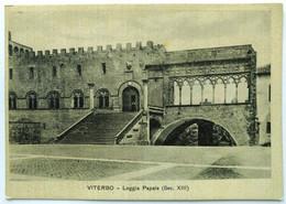 VITERBO - Loggia Papale - Viterbo